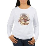Cookie Lover Women's Long Sleeve T-Shirt
