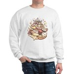 Cookie Lover Sweatshirt Cookie Sweatshirt