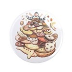 "Cookie Lover 3.5"" Button"