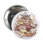 "Cookie Lover 2.25"" Button (10 pack)"
