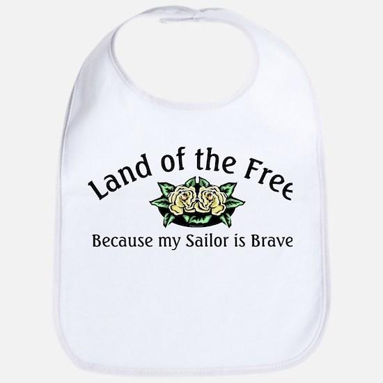 Land of the Free, Sailor Bib