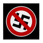 Anti-Nazi Tile Coaster