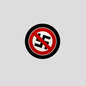 Anti-Nazi Mini Button