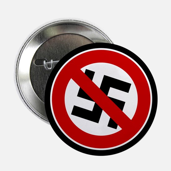 "Anti-Nazi 2.25"" Button"