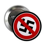 "Anti-Nazi 2.25"" Button (100 pack)"