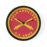 Army field artillery Basic Clocks
