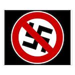 Anti-Nazi Small Poster