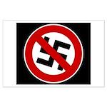 Anti-Nazi Large Poster