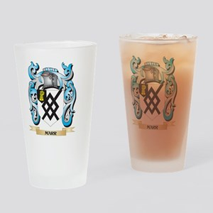 Marr Coat of Arms - Family Crest Drinking Glass