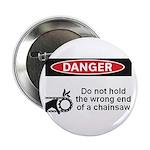 Danger. Do not hold the wrong 2.25