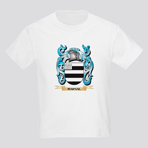 Marsal Coat of Arms - Family Crest T-Shirt