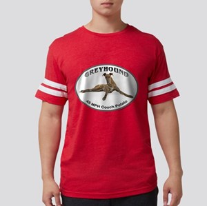 GVV Greyhound Couch Potato T-Shirt