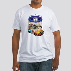 ROUTE 66 Fitted T-Shirt