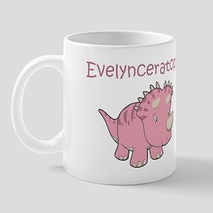 Evelynceratops Mug