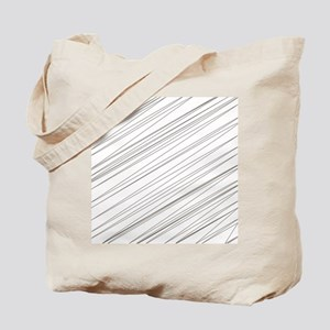 Abstract lines Tote Bag