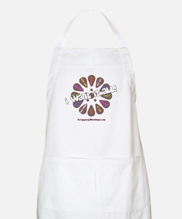 I Want It All BBQ Apron