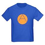 Civil Defence Kids Dark T-Shirt
