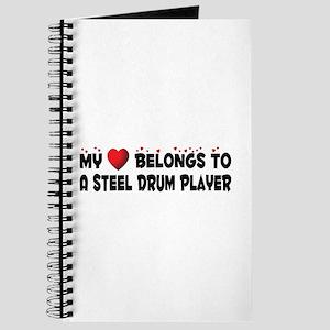 Belongs To A Steel Drum Player Journal