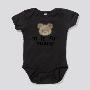 M Is For Mouse Body Suit