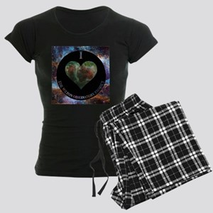 I Heart The Wilton Observatory Project Neb Pajamas