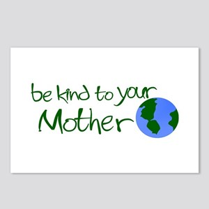 Be Kind to Your Mother Postcards (Package of 8)