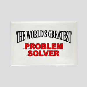 """""""The World's Greatest Problem Solver"""" Rectangle Ma"""