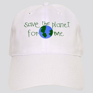 Save the Planet for me Cap