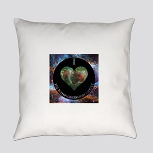 I Heart The Wilton Observatory Pro Everyday Pillow
