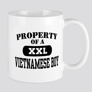 Property of a Vietnamese Boy Mug