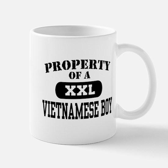 Property of a Vietnamese Boy Mug