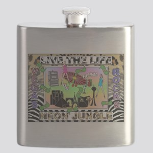 What Happens In Vegas Stays In Vegas Flask