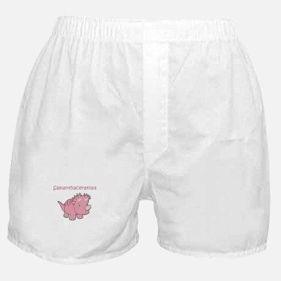 Samanthaceratops Boxer Shorts