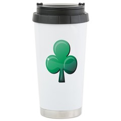 Club Stainless Steel Travel Mug
