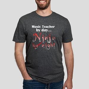 Music Teacher Ninja T-Shirt