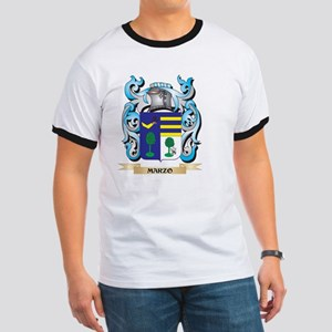 Marzo Coat of Arms - Family Crest T-Shirt