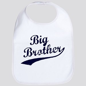 Big Brother (Blue Text) Bib