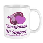 Chicagoland ITP Support coffee mug