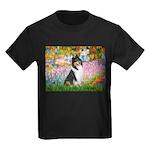 Garden / Collie Kids Dark T-Shirt