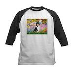 Garden / Collie Kids Baseball Jersey