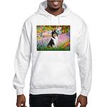 Garden / Collie Hooded Sweatshirt