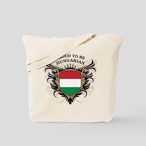 Proud to be Hungarian Tote Bag
