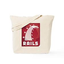 Ruby on Rails Tote Bag