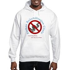 Python rehab clinic Hooded Sweatshirt