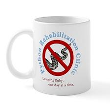 Python rehab clinic Mug