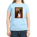 Lincoln / Collie Women's Light T-Shirt