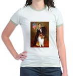 Lincoln / Collie Jr. Ringer T-Shirt