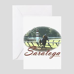 Saratoga Stretch Greeting Card