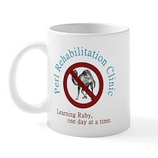 Perl Rehab Clinic Mug