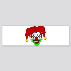 CLOWN Bumper Sticker