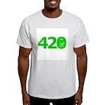 420 Ash Grey T-Shirt